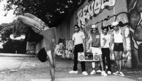 Hip Hop En Las Calles